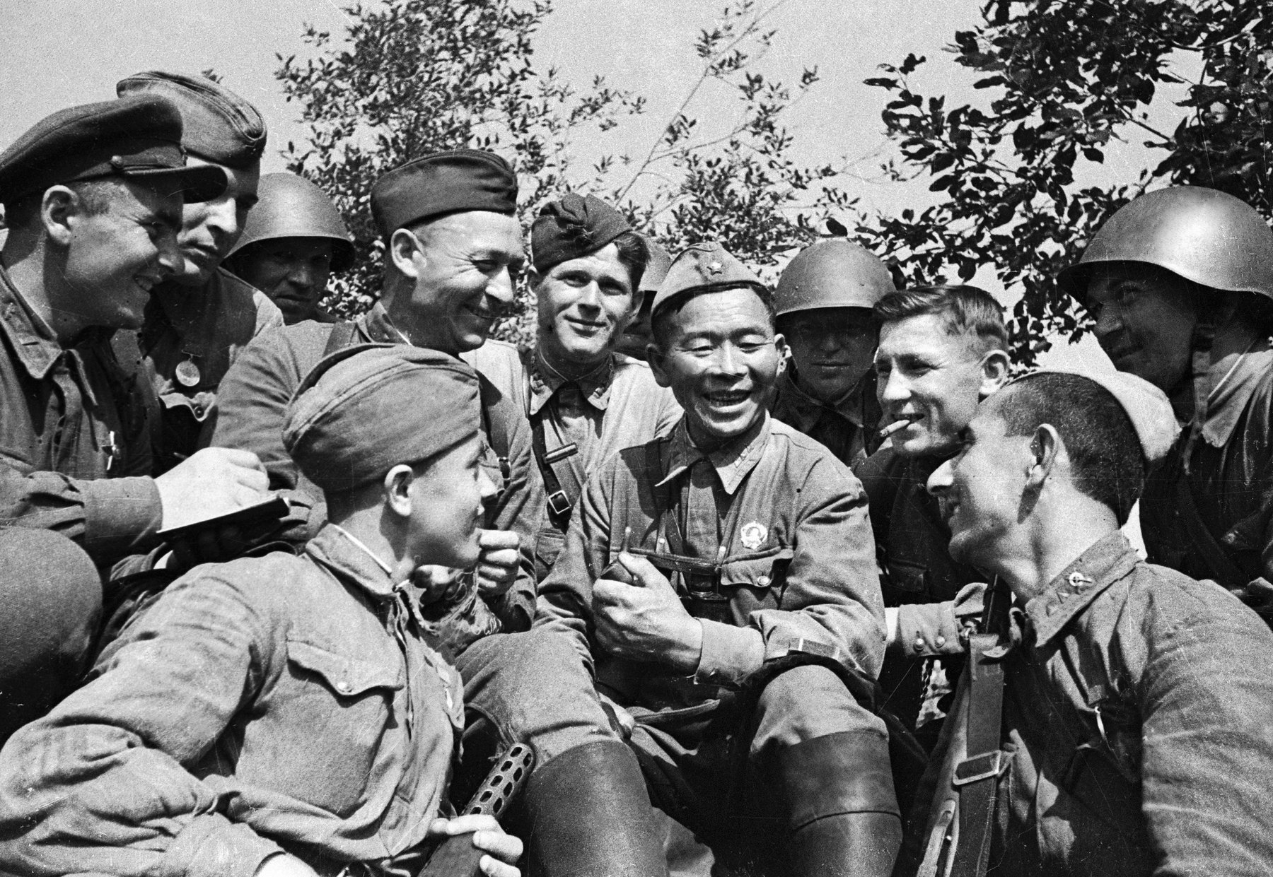 Сибірські народи та ціна питання оборонних успіхів СРСР