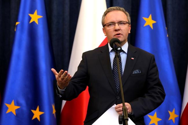 Кшиштоф Щерський: Європа може вибрати Москву