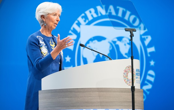 Голова МВФ обговорила з Порошенком зусилля України в боротьбі з корупцією