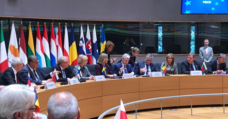 PESCO – новий європейський оборонний союз: можливості для України