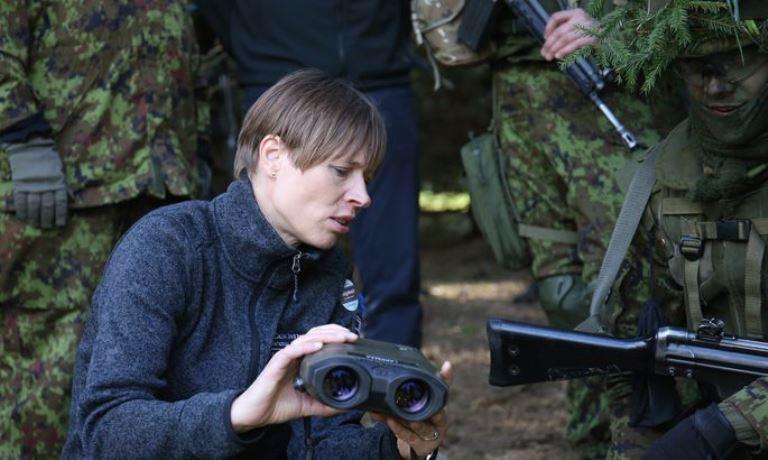 Україно-естонське співробітництво у сфері безпеки та оборони: післямова до візиту президента Естонії в Україну