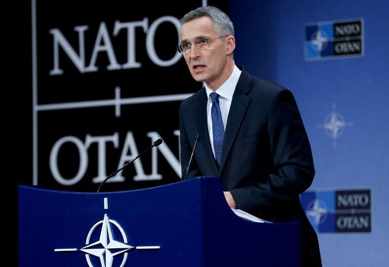 Генсек НАТО: Росія використовує залякування та силу проти своїх сусідів