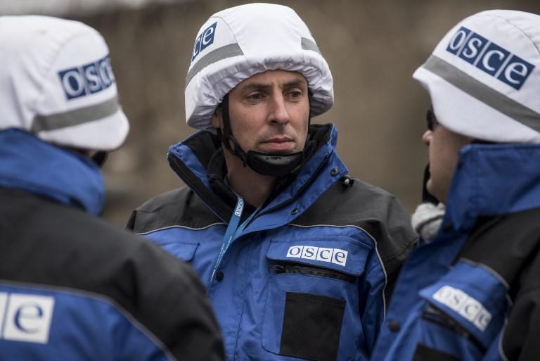 Порушення міжнародного права, недотримання принципів та зобов'язань ОБСЄ Російською Федерацією в Україні