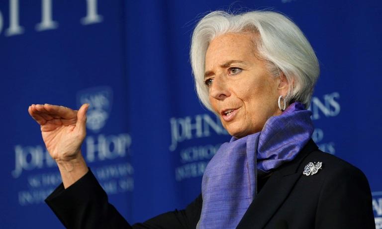 Заява Директора-розпорядника МВФ щодо України