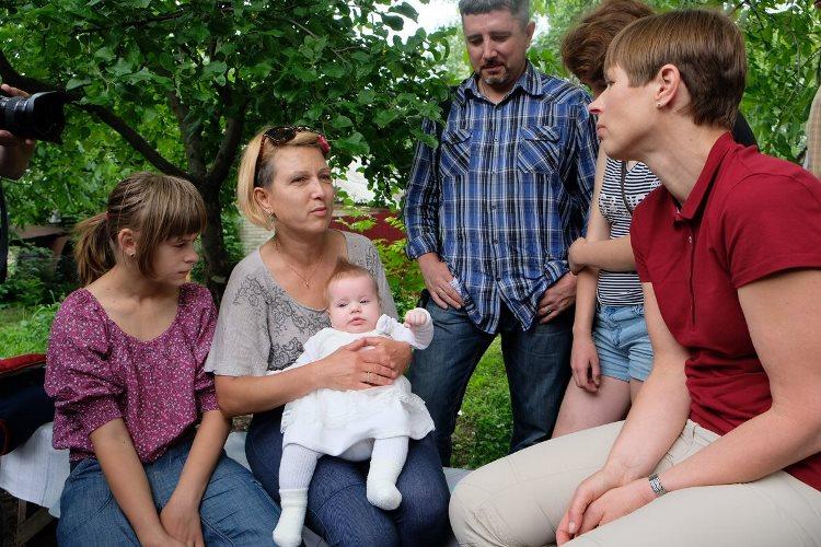 """Керсті Кальюлайд: """"…в Україні люди є вільними!"""""""