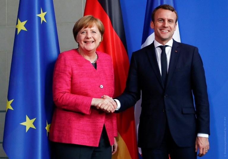 Німеччина та Франція продовжуватимуть докладати зусилля для імплементації Мінських угод