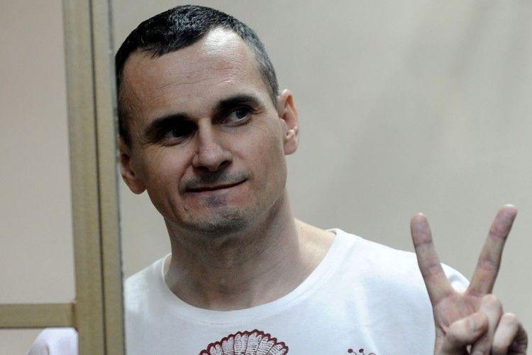 Європарламент: Росія має звільнити Олега Сенцова та всіх інших незаконно ув'язнених громадян України