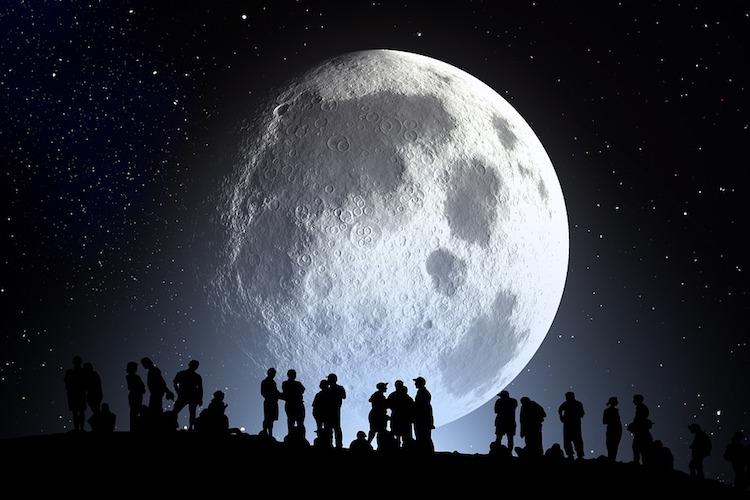 Таємниця нагрівання Місяця