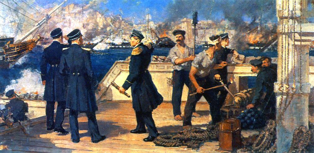 Дерусифікація: адмірал Нахімов