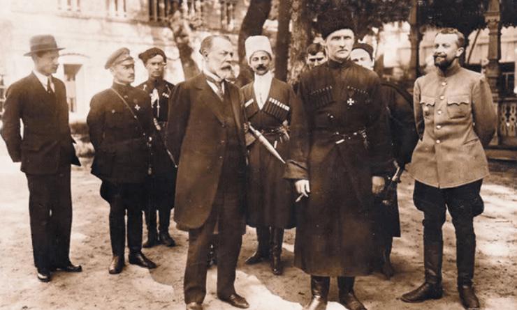 Федір Лизогуб – громадсько-політичний діяч, прем'єр-міністр Української Держави
