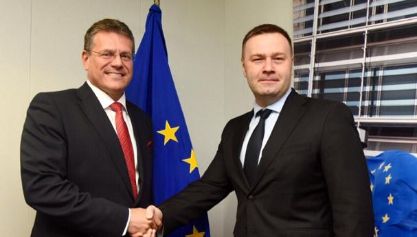 Представники України та ЄС зустрілися перед газовими переговорами