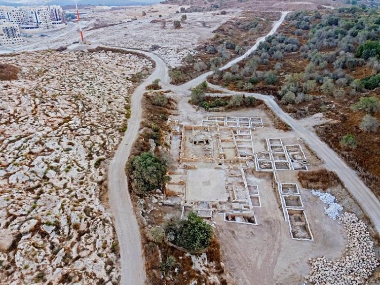 Ізраїльські археологи натрапили на храм невідомого християнського мученика