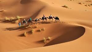 Народження Сахари