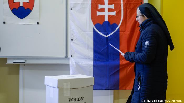 У Словаччині на парламентських виборах перемогли нові політичні сили