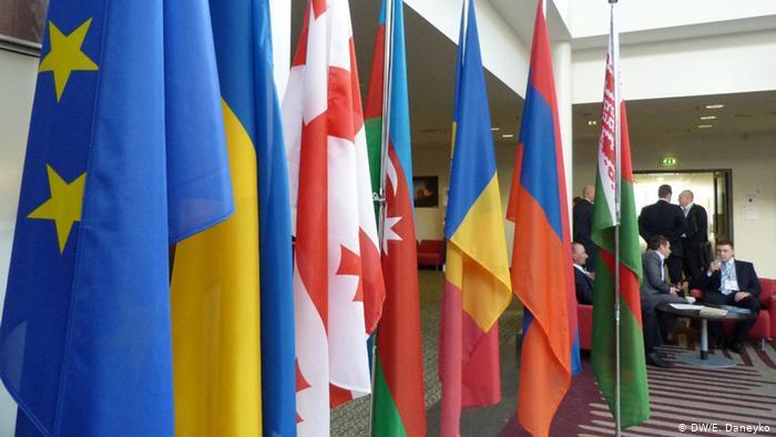 """Рада ЄС підтвердила євроінтеграційні прагнення України та інших країн """"Східного партнерства"""""""