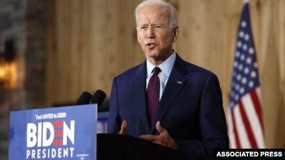 Джо Байден лідирує у виборчих перегонах у США