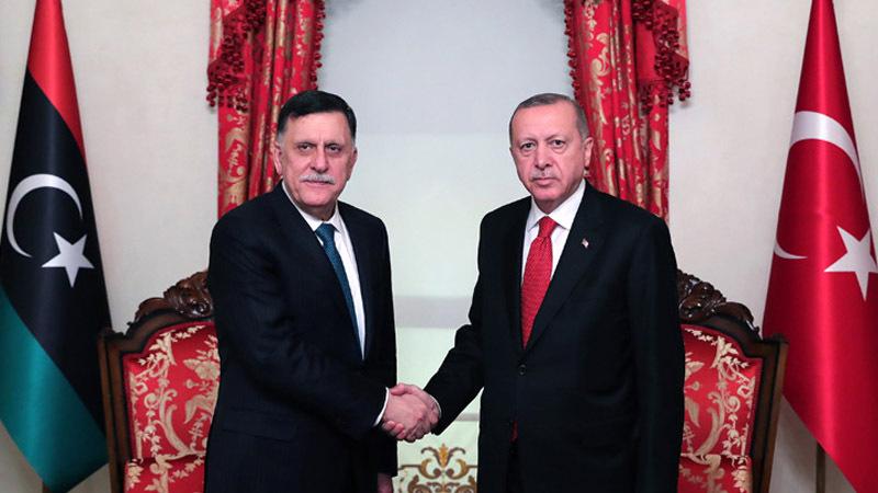 Туреччина посилює свої позиції в Лівії