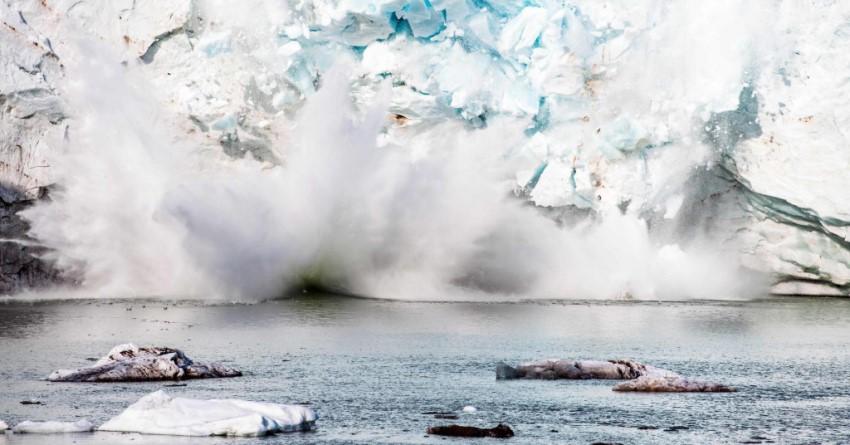 На 532 млрд тон льоду менше