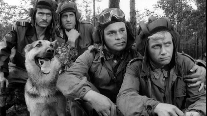 """Що приховано в кадрі та за кадром серіалу """"Чотири танкісти і пес""""?"""