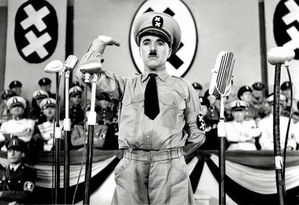 """До ювілею фільму Чарлі Чапліна """"Великий диктатор"""""""