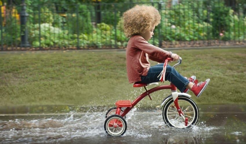 Про нестерпну хиткість велосипедів