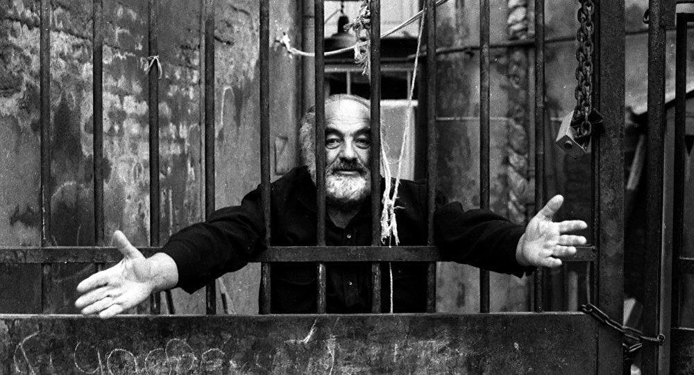Сергій Параджанов напередодні арешту
