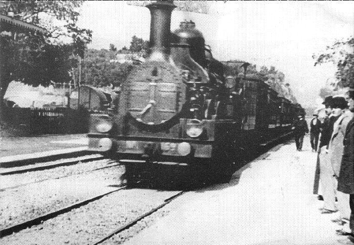 """Стрічці братів Люм'єрів """"Прибуття потяга""""– 125"""