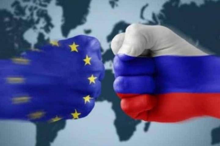 Відносини Росії та ЄС загострюються