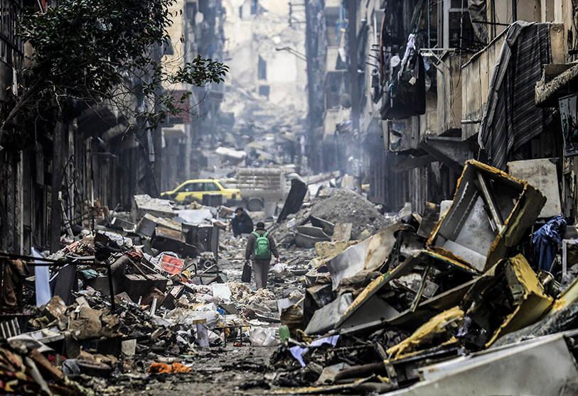 Чи повернеться Сирія до мирного життя?