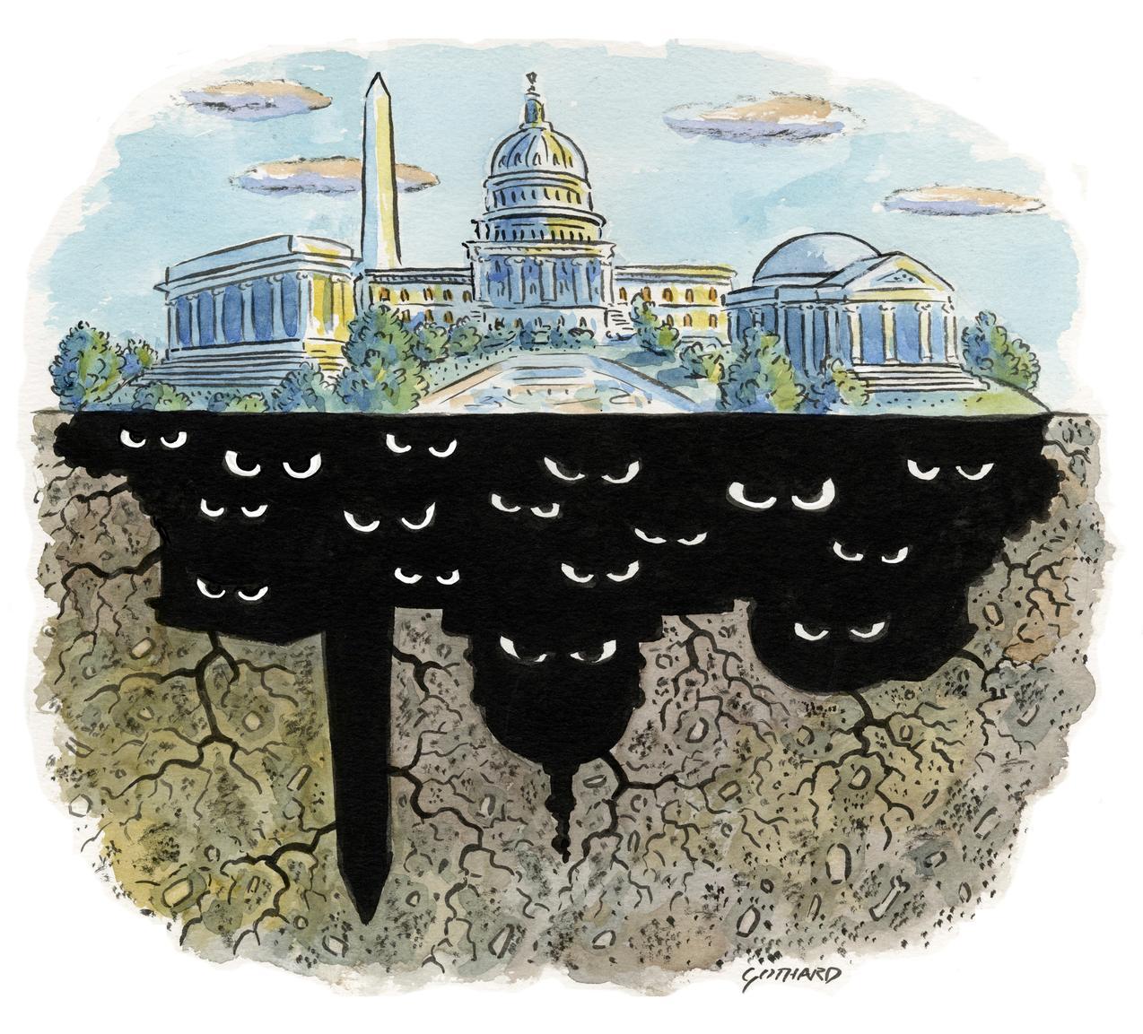 Про державу та deep state