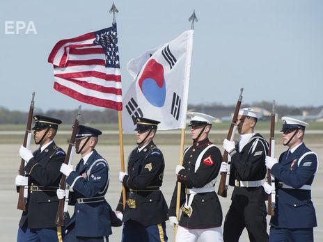 США посилюють співпрацю з Південною Кореєю
