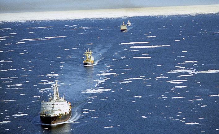 Росія посилює свій вплив у Арктичному регіоні