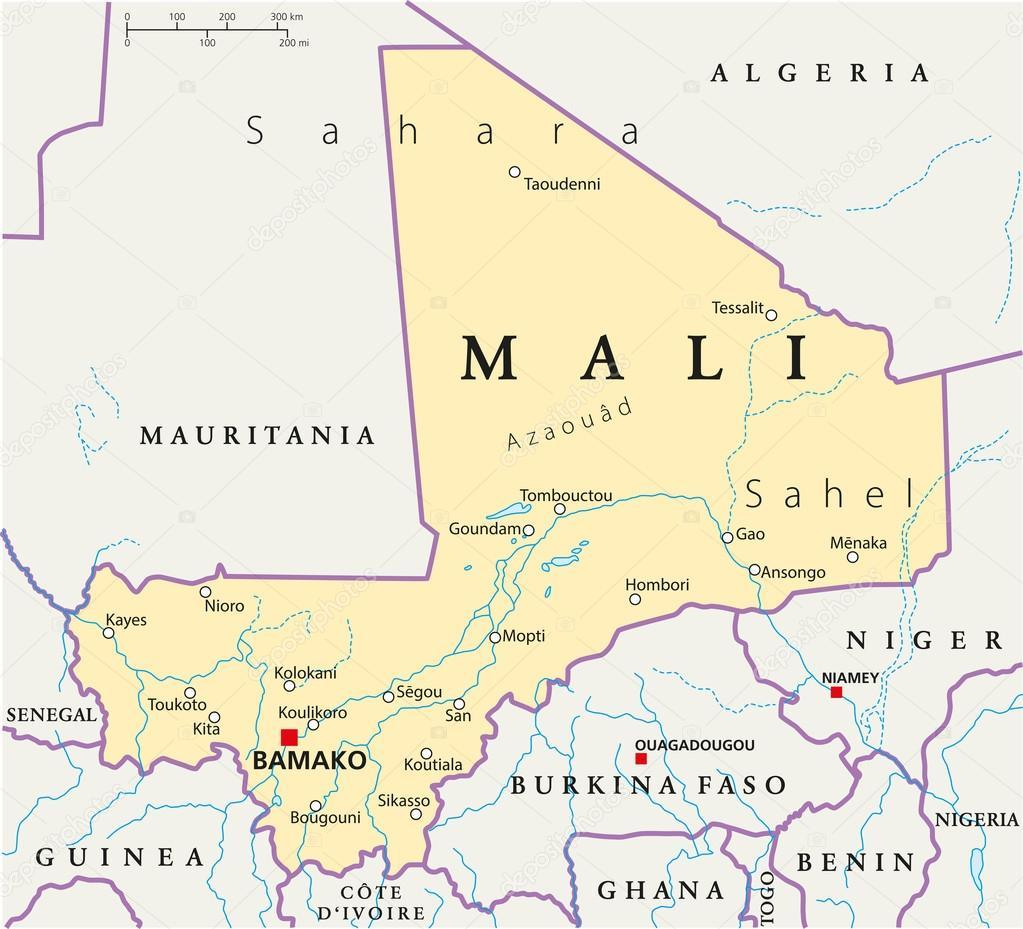 У Малі відбувся переворот