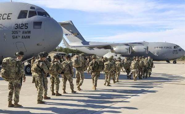 В Афганістані триває виведення американських військ