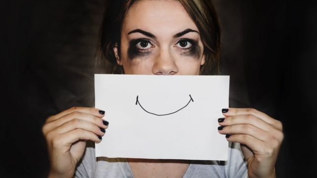 Депресія в очах
