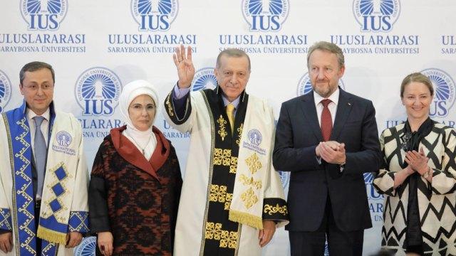 """Ердоган і """"нічиї"""" Західні Балкани"""