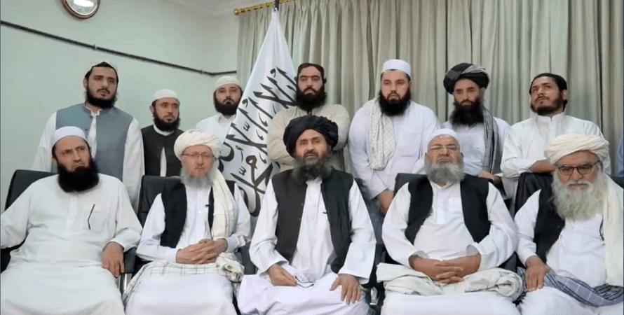 В Афганістані сформований новий уряд